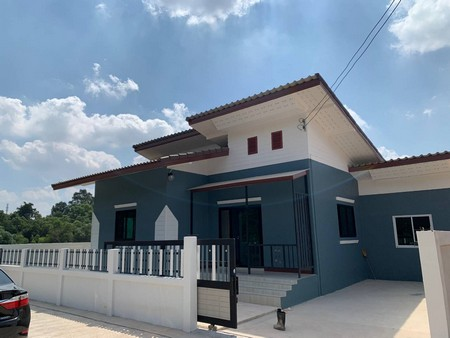 For SaleHousePrachin Buri : Single house for sale, 2 bedrooms, 2 bathrooms, 48 sq m, beautiful, modern style, Prachinburi