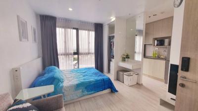 เช่าคอนโดบางนา แบริ่ง : Room for rent Ideo Mobi Sukhumvit Eastgate (คอนโดให้เช่า ไอดีโอ โมบิ สุขุมวิท อีสต์เกท )