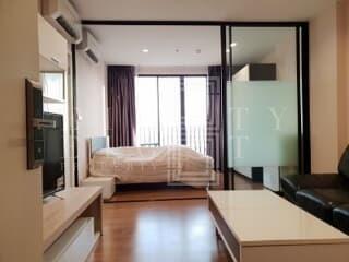 For RentCondoBang Sue, Wong Sawang : For Rent The Tree Interchange (36 sqm.)