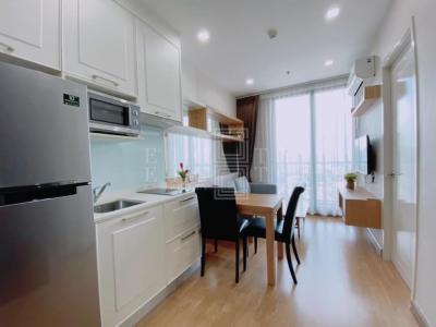 For RentCondoOnnut, Udomsuk : For Rent Q House Sukhumvit 79 (30 sqm.)