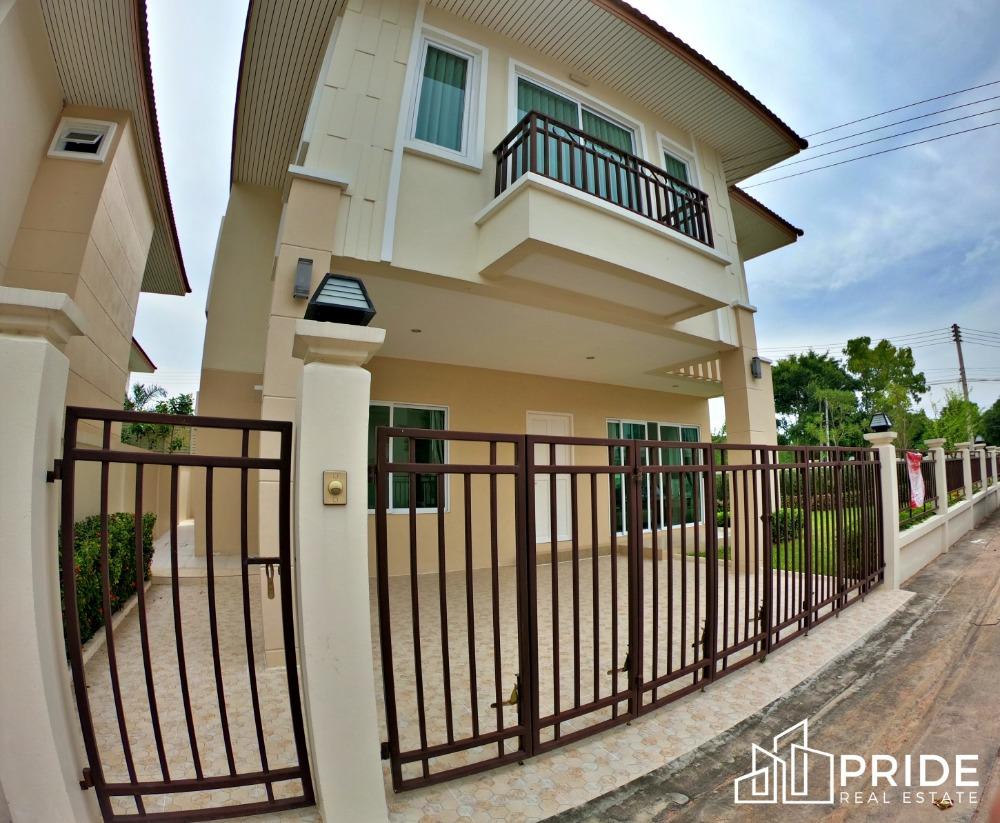 ขายบ้านพัทยา บางแสน ชลบุรี : ขายบ้านเดี่ยวมือหนึ่ง ยูนิตสุดท้าย พัทยากลาง-เนินพลับหวาน - Single house in Pattaya