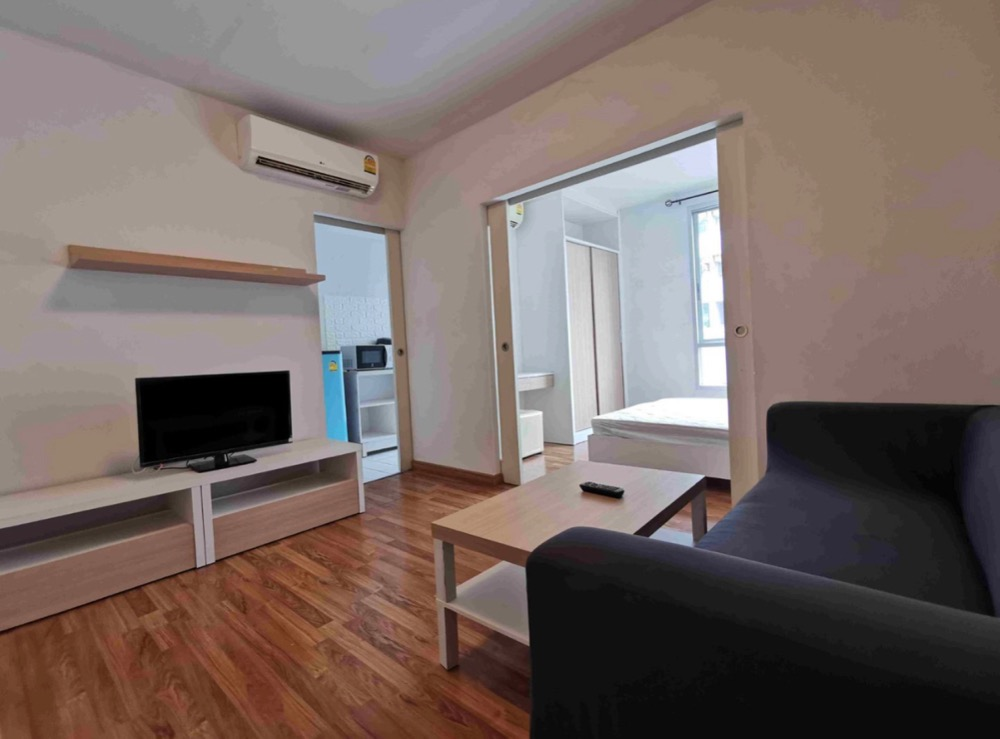 For RentCondoRatchadapisek, Huaikwang, Suttisan : 1968 Condo for rent, The Seed Ratchada-Huaykwang, fully furnished, beautiful, ready, corner room.