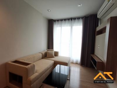 For RentCondoSathorn, Narathiwat : For Rent - RHYTHM Sathorn - 45 sq.m. 1Bedroom with Bathtub