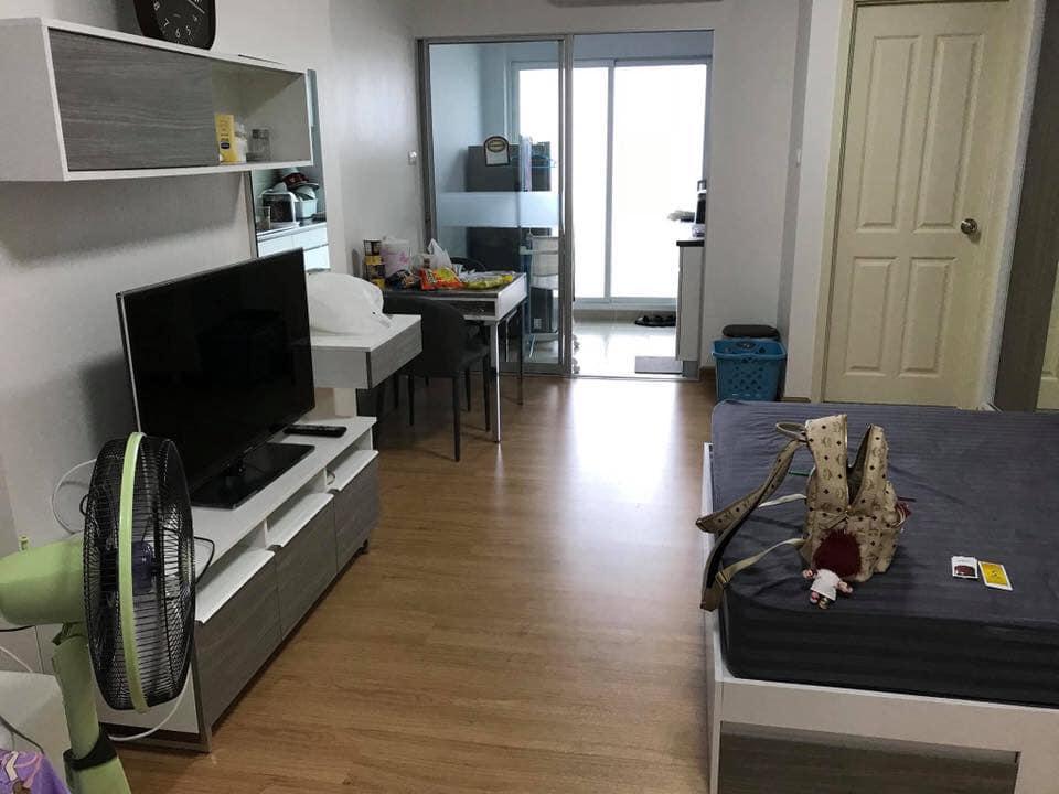 For RentCondoChengwatana, Muangthong : For rent Supalai City Resort Chaengwattana, Supalai City Resort Chaeng Watthana