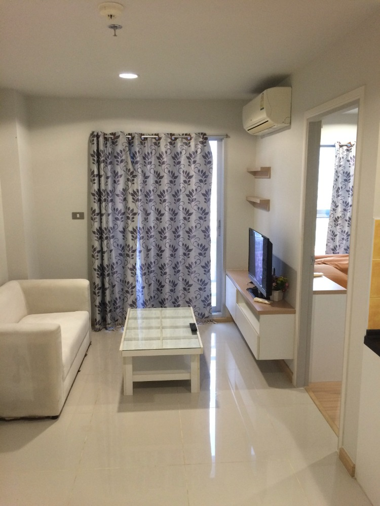 For RentCondoBang Sue, Wong Sawang : R7032 ** For rent ** Condo Rich Park @ Bangson Station, size 32, 12th floor, complete electrical appliances.