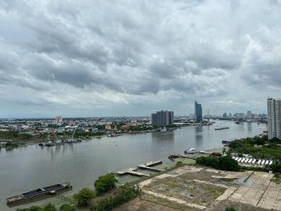 For RentCondoRama3 (Riverside),Satupadit : For rent U Delight Residence Riverfront Rama 3 U Delight Residence Riverfront Rama 3