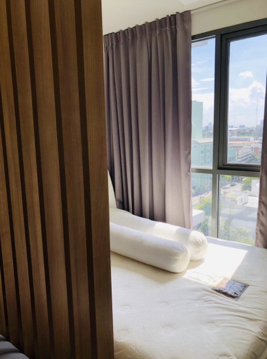 For SaleCondoRatchathewi,Phayathai : Condo for sale, IDEO MOBI, Phayathai, beautiful room, very good condition, with furniture, only 3.96 MB., Next to BTS Phayathai.