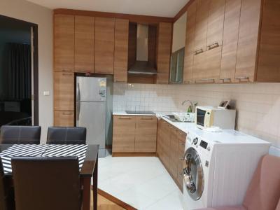 เช่าคอนโดสุขุมวิท อโศก ทองหล่อ : AP Citismart for rent 78 sqm 2 beds 2 baths 40,000 per month