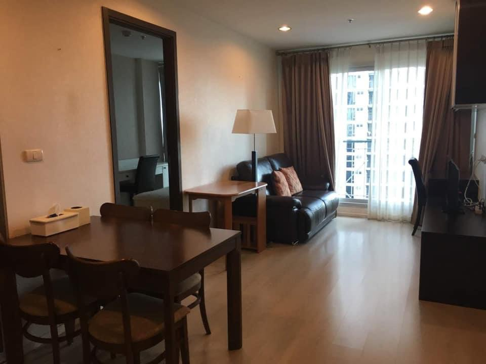For RentCondoSathorn, Narathiwat : 🔥Hot Deal !!! 🔥 Rhythm Sathorn - Narathiwas for rent, beautiful room, fully furnished, ready to move in.