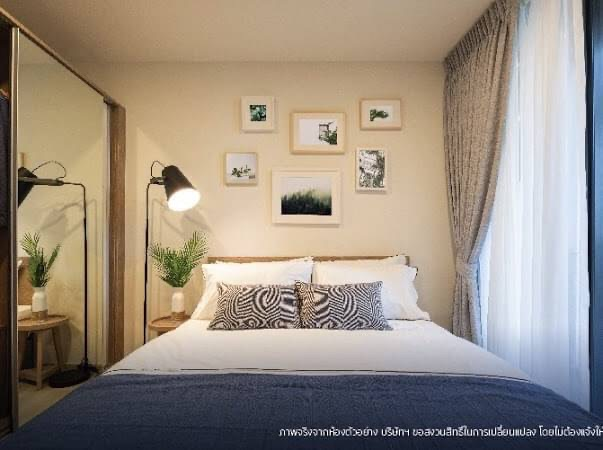 For SaleCondoOnnut, Udomsuk : Pro-closed chamber project, On Nut, near bts On Nut, fully furnished, ready to move in, Century Department Store, Bangna Expressway