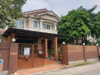 ขายบ้านสำโรง สมุทรปราการ : บ้านเดี่ยว หมู่บ้านชัยพฤกษ์ ซอยธนสิทธิ์ บางปลา 2 ถนนเทพารักษ์  ต.บางปลา อ.บางพลี จ.สมุทรปราการ (ปรับเป็น cafe ในหมู่บ้านได้)