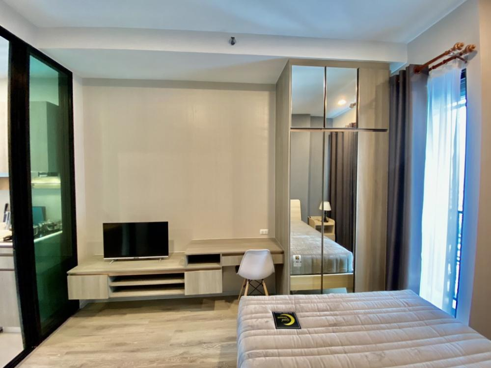 For RentCondoRamkhamhaeng, Hua Mak : ⭕️ For Rent | Knightsbridge Collage Ramkhamhaeng / Luxury Condo, Very Nice