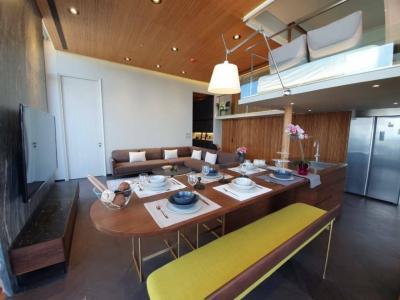 ขายคอนโดสุขุมวิท อโศก ทองหล่อ : Penthouse !! The Esse Asoke