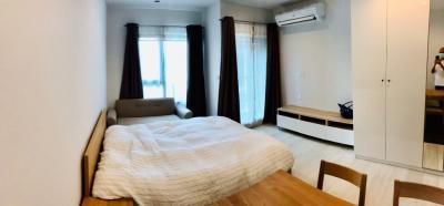 For RentCondoWitthayu,Ploenchit  ,Langsuan : Condo for rent Life One Wireless 4th fl. Studio Room size28 sqm BTS Phloen Chit