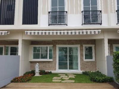 For RentHouseBangna, Lasalle, Bearing : House for rent, Indy Ramkhamhaeng 2, Bangna, near Mega Bangna