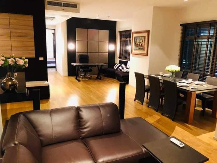 เช่าคอนโดสุขุมวิท อโศก ทองหล่อ : ให้เช่าคอนโด The Madison 2ห้องนอน แต่งครบ ห้องมุม วิวเมือง+สระว่ายน้ำ