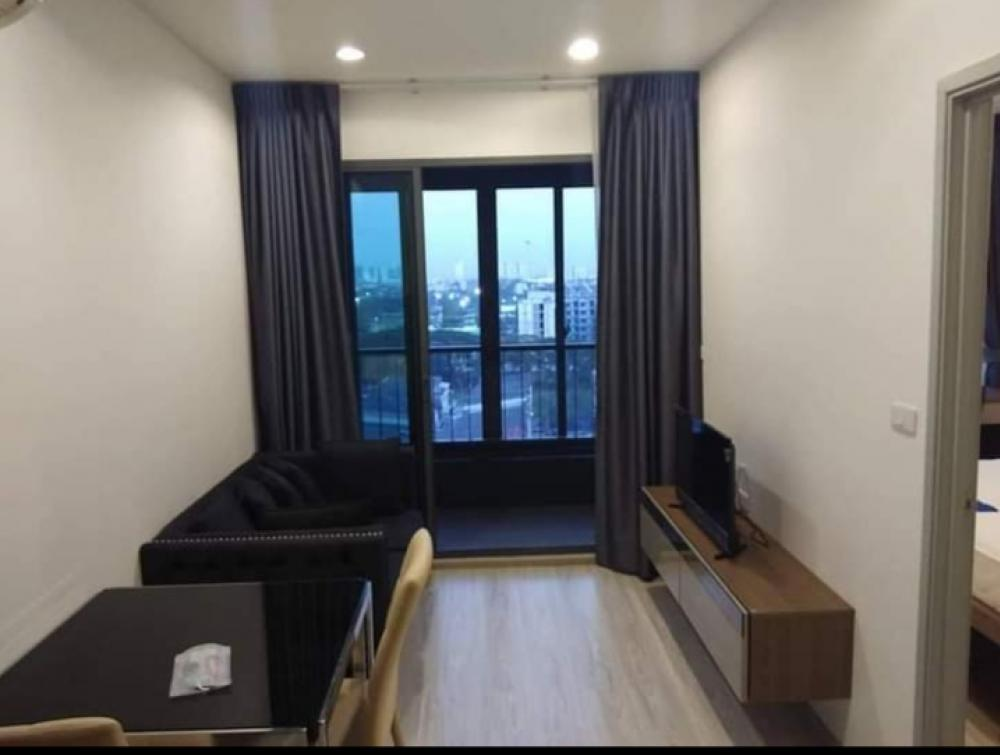 For RentCondoBangna, Lasalle, Bearing : Urgent rent, ideo mobi condo eastgate, Bangna @bts Bangna, beautiful room, fully furnished, special price, only 12,000 baht / month