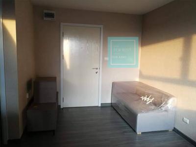 เช่าคอนโดแจ้งวัฒนะ เมืองทอง : ให้เช่า The Trust งามวงค์วาน ห้องกั้นแยกห้องนั้งเล่น ชั้น 11 ห้องนี้ตอนเย็นๆแสงสวยมากๆครับ ราคาแค่ 8000