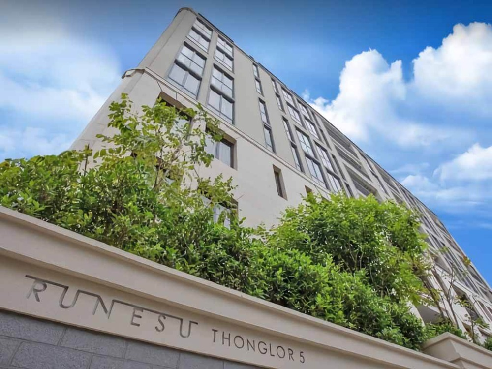 For SaleCondoSukhumvit, Asoke, Thonglor : Condo Runesu Thonglor 5 - Size 43.76 sq m, price only 8.9 million baht.