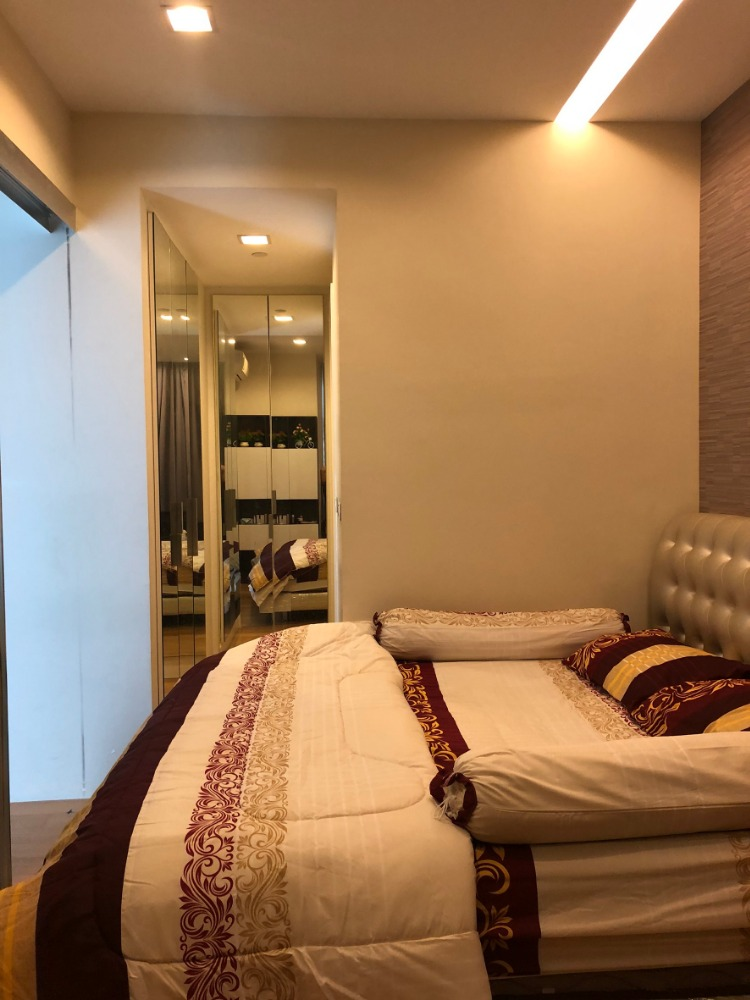 For RentCondoLadprao, Central Ladprao : Condo for rent Equinox Phahol - Vibha fully furnished (Confirm again when visit).