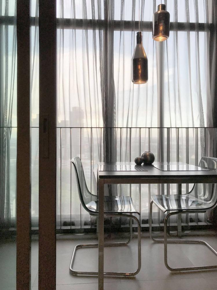 ขายคอนโดอ่อนนุช อุดมสุข : Ideo blucove sukhumvit Condo for sale : 1 bedroom for 35 sqm. on.14 fl. With nice and fully furnished and electrical appliances.Just 70 m. to BTS Udomsuk.Sale only for 3.3 MB.