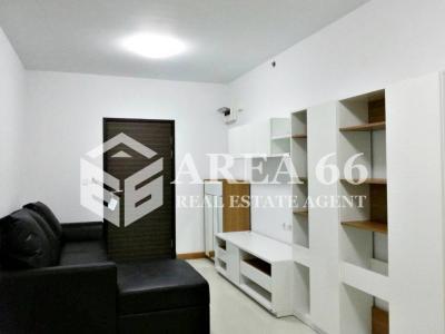 For RentCondoRama9, RCA, Petchaburi : For rent Supalai Park Asoke-Ratchada Nearby MRT Phra Ram 9