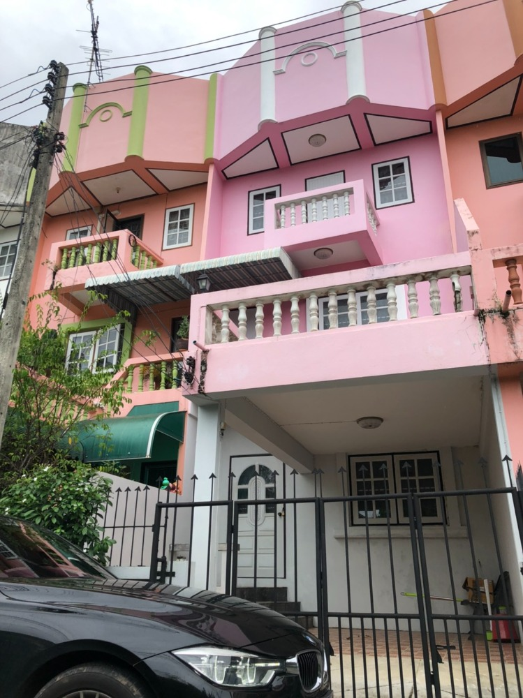 For SaleTownhouseSongkhla : Town home for sale