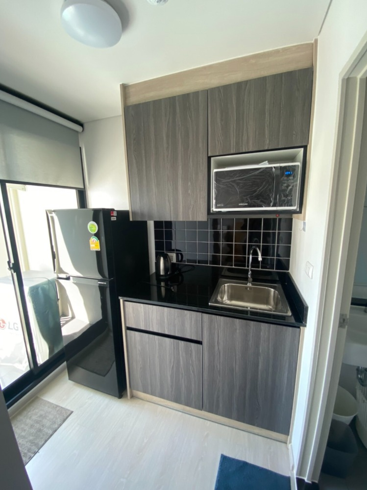 For SaleCondoBangna, Lasalle, Bearing : Room for sale at Unio Sukhumvit 72 phase 1 - 2