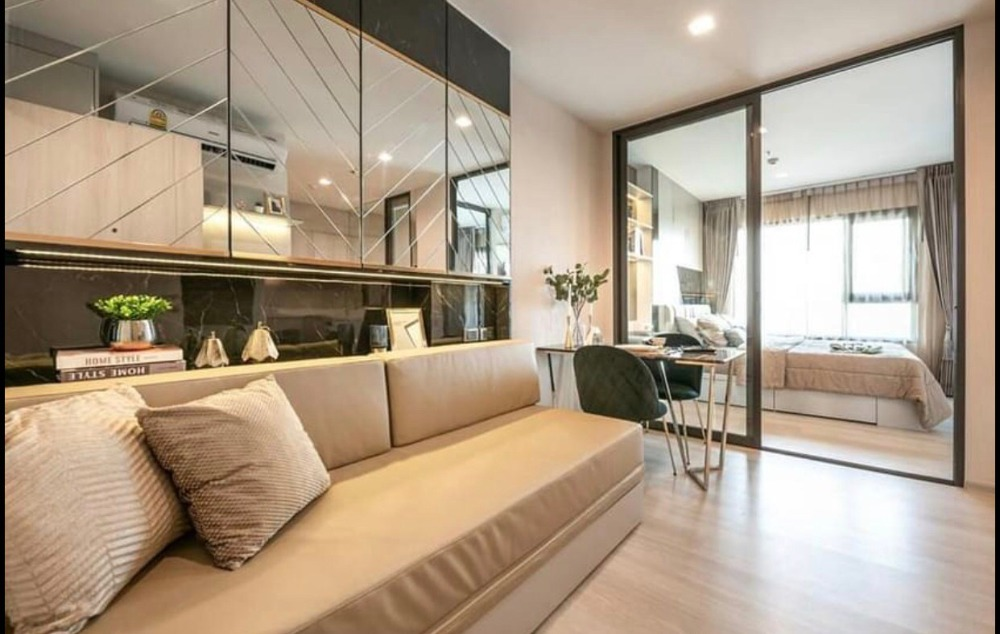 For RentCondoWitthayu,Ploenchit  ,Langsuan : +++ Urgent rent +++ Life One Wireless ** 1 bedroom 35 sq m, 40th floor, fully furnished !!