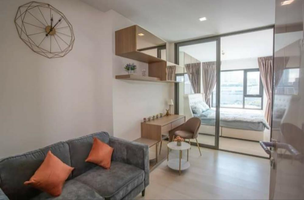 For RentCondoWitthayu,Ploenchit  ,Langsuan : 💕 For rent, a beautiful room, Life One Wireless, a new room, first hand, luxury decoration, 1 bedroom, ready to move in