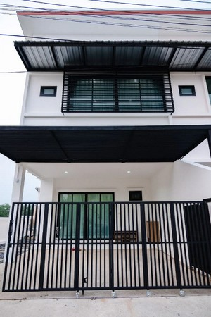 For SaleHouseChiang Mai : 2 storey detached house for sale, Mae Jo Village, Lan Tree, with furniture - ready to move in