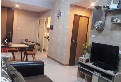 For RentCondoWongwianyai, Charoennakor : For rent, Supalai River Resort, 1 bedroom, 53 sq.m., 33rd floor, river view, high floor.