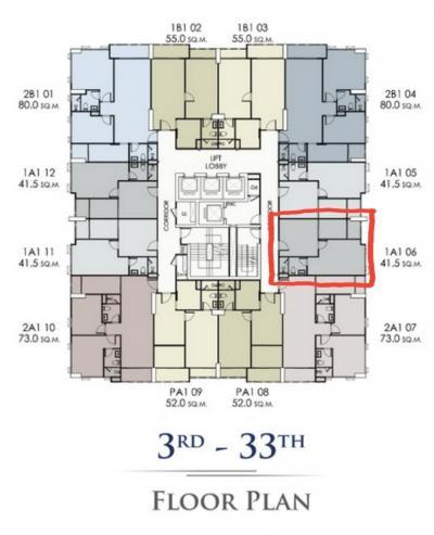 ขายดาวน์คอนโดสีลม ศาลาแดง บางรัก : คอนโดศุภาลัย พรีเมียร์ สี่พระยา-สามย่าน ราคา 4.80 ล้านบาท