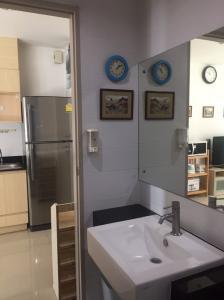 เช่าคอนโดรัชดา ห้วยขวาง : For Rent 租赁式公寓 Ideo Huaykwang (studio )26sq.m. 9,000 THB Tel. 065-9899065