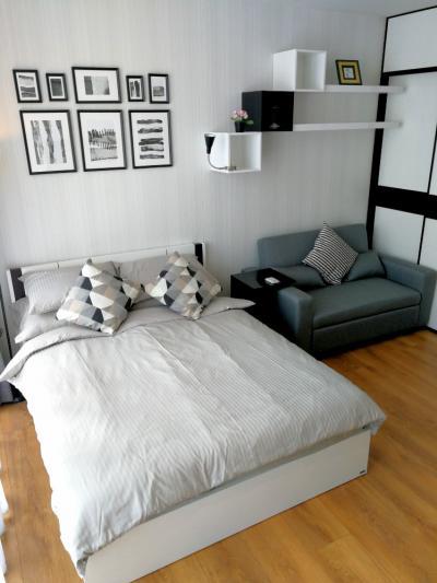 For RentCondoSukhumvit, Asoke, Thonglor : Hot Price Park 24(Park Origin Phrom Phong) Studio Room for Rent
