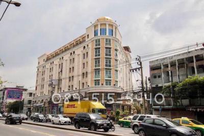 ขายตึกแถว อาคารพาณิชย์ลาดพร้าว71 โชคชัย4 : ขายที่ดินพร้อมสิ่งปลูกสร้าง apartmentติด bts.สถานีภาวนา