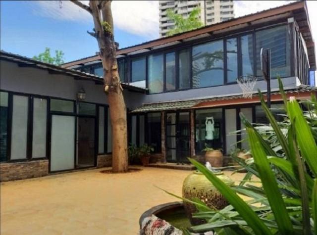 For RentHouseRama9, RCA, Petchaburi : ให้เช่าบ้านเดี่ยว2ชั้นซอยสุขุมวิท36 ใกล้ถนนพระราม4 ใกล้BTSทองหล่อ
