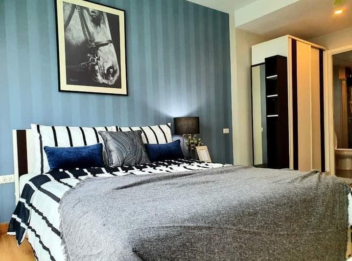 For RentCondoKasetsart, Ratchayothin : For rent Supalai City Resort Ratchayothin - Phahonyothin 32 near BTS Senanikom