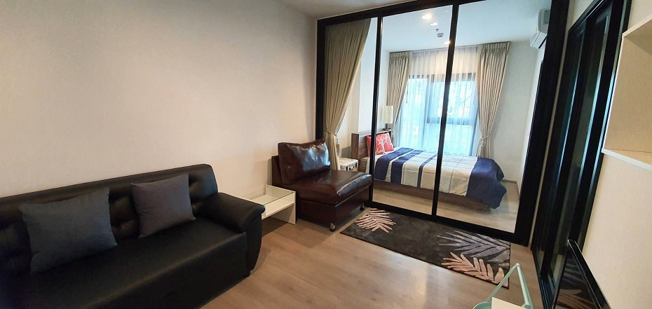 For RentCondoBang kae, Phetkasem : Condo for rent, The Base Phetkasem 48, near MRT, 1 bedroom, 32 sqm., Ready to move in, 11,000 baht / month