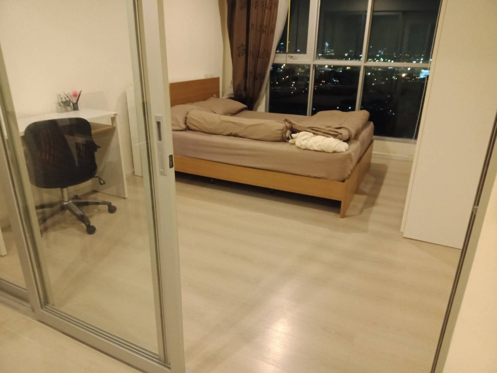 For RentCondoOnnut, Udomsuk : Condo for rent Aspire Sukhumvit 48 fully furnished (Confirm again when visit).
