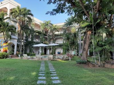 ขายขายเซ้งกิจการ (โรงแรม หอพัก อพาร์ตเมนต์)เชียงใหม่-เชียงราย : ขายโรงแรม Palm springs lodge City resort เชียงใหม่ รวมที่ดิน 11.4 ไร่