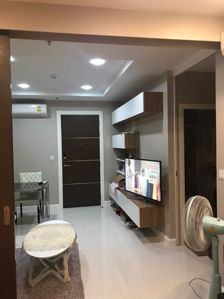 For RentCondoSamrong, Samut Prakan : condo for rent bts samrong 0 meter