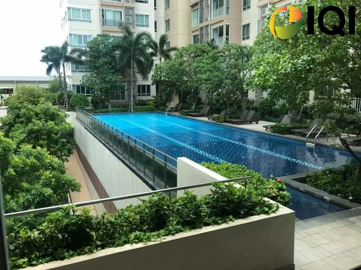 For SaleCondoKasetsart, Ratchayothin : Sell at a loss !! Centric Scene Ratchavipha Condo (Centric Scene Ratchavipha) near the Purple Line Wongsawang Station and Si Rat Expressway - Outer Ring Road