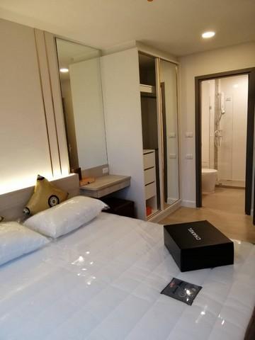 เช่าคอนโดรัชดา ห้วยขวาง : AE0360 ให้เช่าคอนโด Metro Luxe Rose Gold พหล-สุทธิสาร พื้นที่ 53 ตรม อาคาร A ชั้น 8 ห้องใหม่มือ 1