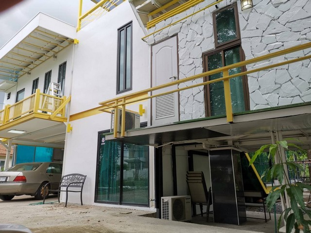 For SaleHouseRangsit, Patumtani : AE0362 Modern style house for sale, Krisada Nakorn 19, Rangsit area of 121 sq m, selling less than an estimate of 4 million.