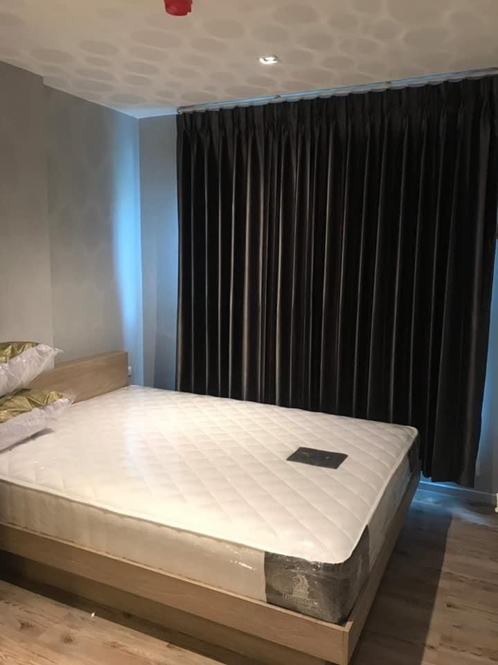 For RentCondoBangna, Lasalle, Bearing : Condo for rent Aspen Condo Lasalle  fully furnished (Confirm again when visit).