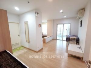 For RentCondoKasetsart, Ratchayothin : (For RENT) Condo Centric Scene Ratchavipha 2 Bed RM. (corner room) at 6th.FL Bldg.B....fully furnished ready to move-in._09 5547 4766