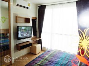 For RentCondoRatchadapisek, Huaikwang, Suttisan : For rent RHYTHM Ratchada - Huaikwang Nearby MRT Huaikwang Station