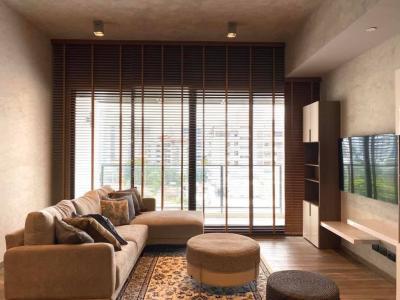 เช่าคอนโดสุขุมวิท อโศก ทองหล่อ : For Rent The Lofts Asoke (86 sqm.)