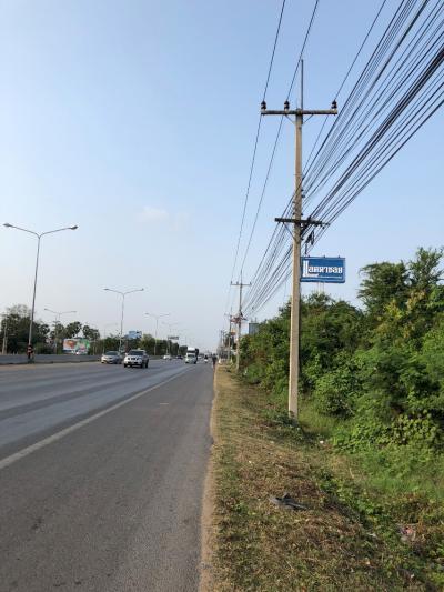 เช่าที่ดินชะอำ เพชรบุรี : ให้เช่า ที่ดิน 1 ไร่ จ.เพชรบุรี ติดถนนเพชรเกษม หน้ากว้าง 29 ม. ติดปั๊มเชลล์